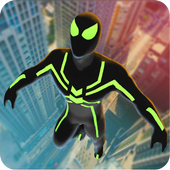 Strange Hero: Mutant Spider APK 1.0