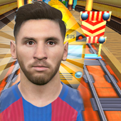 Subway Soccer Run World - 3D Soccer Run
