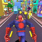 Subway Spider-Run Adventure World Latest Version Download