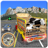 Animals Transport Service Games in Cargo Truck  Latest Version Download