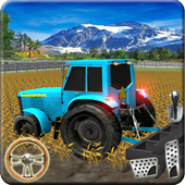 Tractor Driving in Farm – Extreme Transport Games