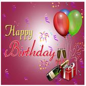 Birthday GIF , Greeting Card , Image , Photo Frame