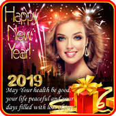 Happy New Year Photo Frame 2018 For PC