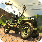 US Military Truck Drive: Army Vehicle Driving 2018  APK v1.0 (479)