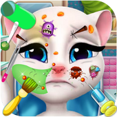 Talking Cat Skin Doctor Latest Version Download