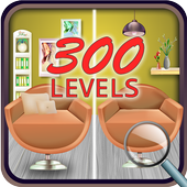Find the differences 300 level APK 1.0.5