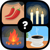 4 Pics Quiz: Guess the Word Latest Version Download