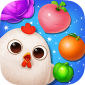 Bubble Farm - Fruit Garden Pop  APK 1.2.4