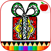 Christmas Coloring for Adults 1 Android for Windows PC & Mac
