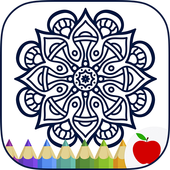 Adult Coloring Books: Mandalas  Latest Version Download