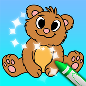 Sparkling Color Book For Kids 1.0.1