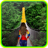 Subway Princess Jungle Run Latest Version Download