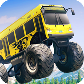 Crazy Monster Bus Stunt Race Latest Version Download