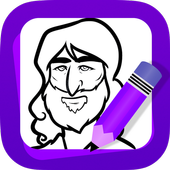 Learn How to Draw Jesus  Latest Version Download