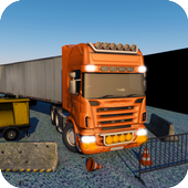 Download Truck Parking Adventure 3D:Impossible Driving 2018 1.0.5 APK File for Android