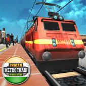 Indian Metro Train Simulator  APK 3.7