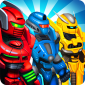 Automatrons 2: Robot Car Transformation Race Game APK v3.53 (479)