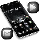 Black&White Launcher Theme  APK 1.308.1.151
