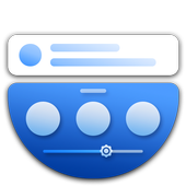 Download Bottom Quick Settings Notification Customisation 4.4.4 APK File for Android