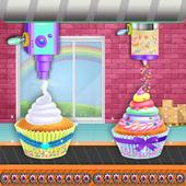 Download Rainbow Cupcake Factory 1.0.1 APK File for Android
