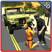 Offroad 4x4 police jeep 1.0 Latest Version Download