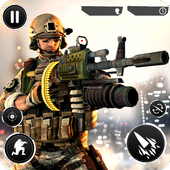 Frontline Fury Grand Shooter V2- Free FPS Game APK 1.0.7
