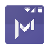 Material Status Bar 10.20 Android for Windows PC & Mac