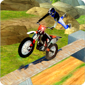 Bike Stunt Tricks - Tricky Bike Master For PC