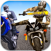 Bike Attack Race : Highway Tricky Stunt Rider  Latest Version Download