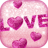 Glitter Love Wallpaper  APK 1.3