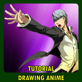 Tutorial Drawing Anime 1.2 Android for Windows PC & Mac