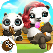 Panda Lu Baby Bear World - New Pet Care Adventure  Latest Version Download