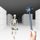 Zombie Skeleton War: Gun Shooting Game