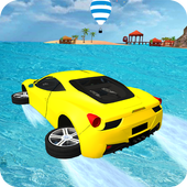Water Surfer Car Floating Race For PC