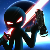 Stickman Ghost 2 Galaxy Wars - Shadow Action RPG 6.6 Android for Windows PC & Mac