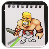 How to Draw Clash of Clans Advanced  Latest Version Download