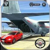 Airplane Pilot Car Transporter: Airplane Simulator