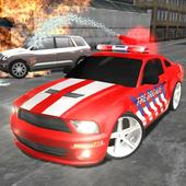 Crazy Driver Fireman Duty 3D Latest Version Download
