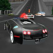 Crazy Driver Police Duty 3D  APK 1.7