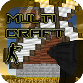 Download Multicraft Pixel gun 3d 1.0 APK File for Android