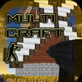 Multicraft Pixel gun 3d