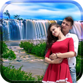 Waterfall Photo Frames-2 APK 1.7