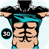 Download Six Pack Abs in 30 Days - Abs Workout for Men 1.2 APK File for Android