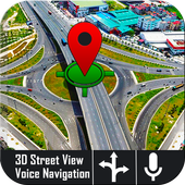 Voice GPS Navigator: Live Traffic & Transit Maps For PC