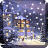 Painted Xmas Live Wallpaper HD  Latest Version Download
