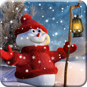 Christmas Snow Live Wallpaper  1.2.1 Android for Windows PC & Mac