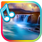 Waterfall Live Wallpaper With Sound  APK 9.1