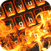 Burning Animated Keyboard Latest Version Download