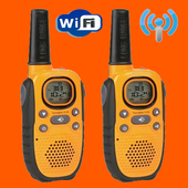 Wi-Fi Walkie Talkie For PC