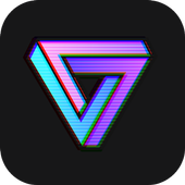 Download VaporCam Glitch, Aesthetic, Vaporwave Photo Editor 1.9.4 APK File for Android